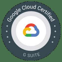 Google Cloud Certified G Suite